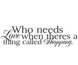 shopping, true, and love image