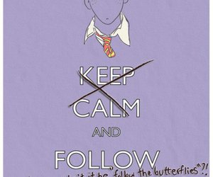 harry potter, ron weasley, and keep calm image