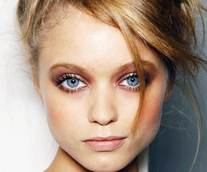 model, eyes, and Abbey Lee Kershaw image