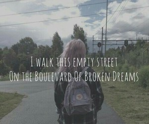 green day, grunge, and Lyrics image