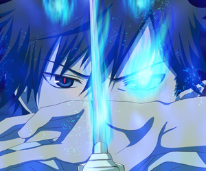 anime, rin, and rin okumura image