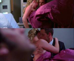 izzie stevens, justin chambers, and alex karev image