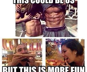 abs, Dream, and relationship goals image