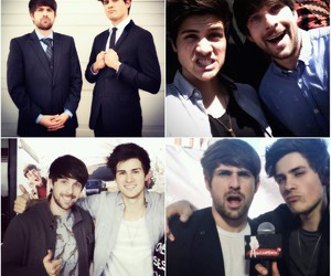 boys, youtubers, and smosh image