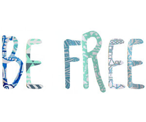 amazing, be free, and blue image