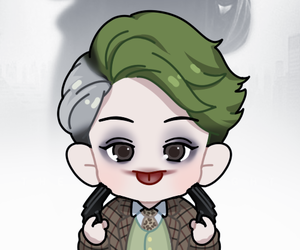 exo, fanart, and joker image