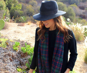 fall, flannel, and gift image