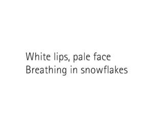 love, white, and ed sheeran image