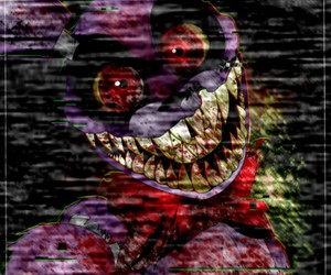 Bonnie, scary, and video game image
