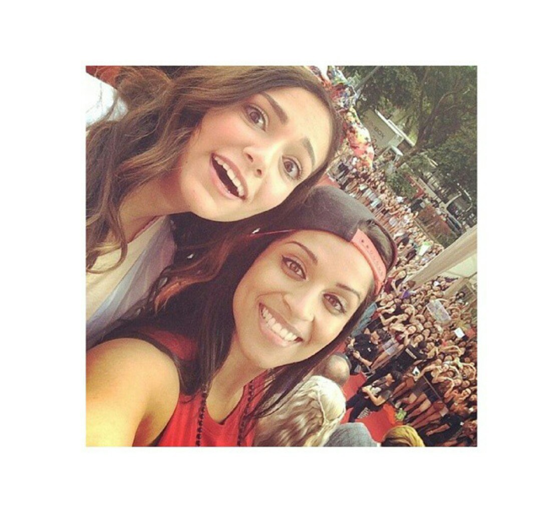 bethany mota & iisuperwomanii uploadedkirstie lee