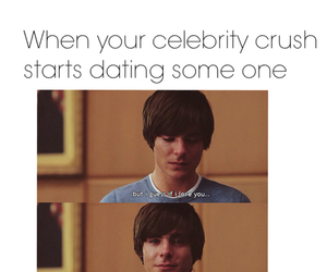 crush, celebrity, and funny image