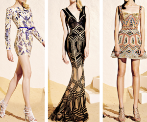 Couture, dress, and fabulous image