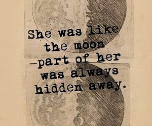love this, moon, and always hidden image