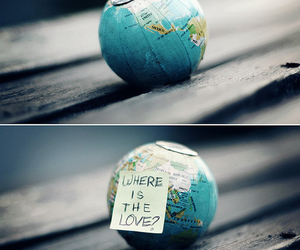 love, world, and where image
