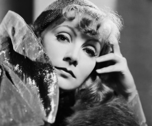 30s, old hollywood, and greta garbo image