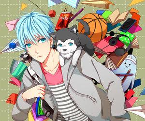 anime, kuroko tetsuya, and kuroko image