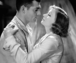 30s, clark gable, and old hollywood image