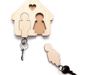 key and couple image