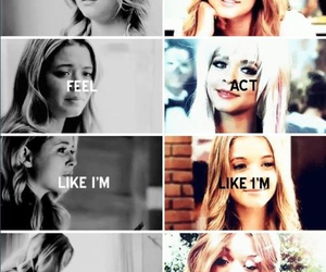 pll, pretty little liars, and alison dilaurentis image