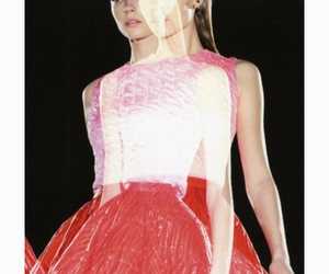 dior, fashion, and model image