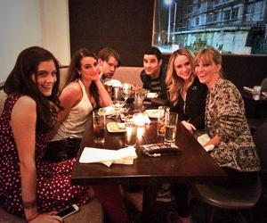 glee, leamichele, and chordoverstreet image