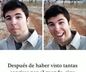 smile, fangirl, and willyrex image