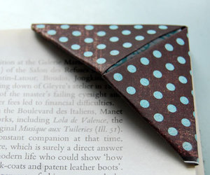 bookmark and origami image