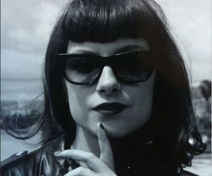 glasses, Pin Up, and psychobilly image
