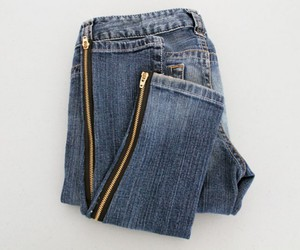 blue, creative, and jeans image