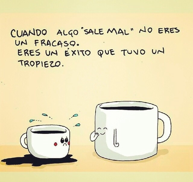 Frases De Cafe Y Risas On We Heart It