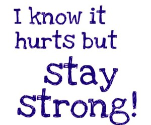 quotes, positive quotes, and stay strong image