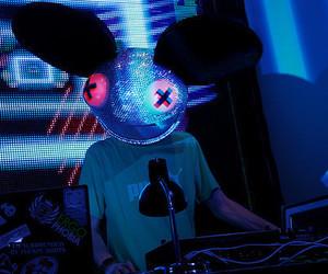 deadmau5, dj, and music image