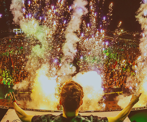 dj, party, and martin garrix image