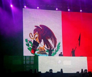concert, mexicans, and mexico image