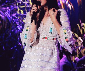 lana del rey, concert, and music image