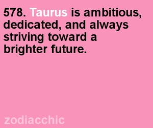 horoscope, taurus, and zodiac image