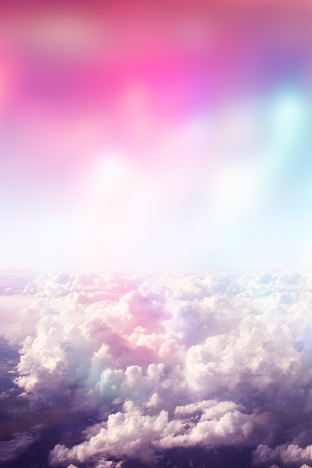 Heavenly Clouds Free Iphone Wallpapersiphone 5 Wallpapers