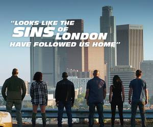 fast and furious, fast7, and furious7 image