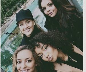 jade, leigh-anne, and perrie image