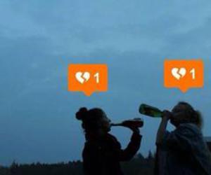 friends, drunk, and broken image