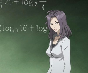 anime, math, and subs image