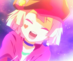 tet, no game no life, and anime image