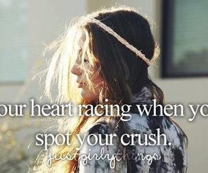 crush, heart, and true image