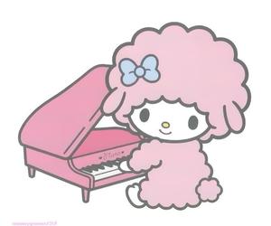sanrio and my sweet piano image