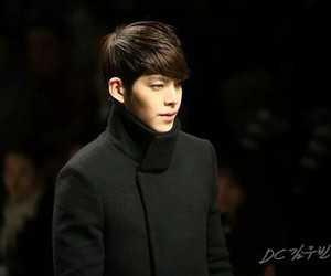 actor, korea, and kim woo bin image