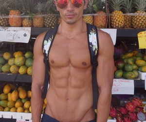abs, boy, and cute image