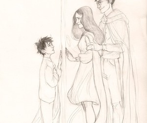 cry, harry potter, and mirror image