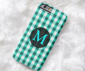 cases, gingham, and girly image