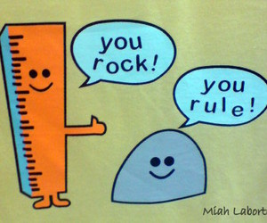 rock, rules, and funny image
