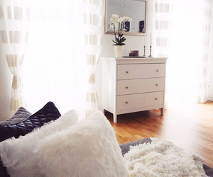 bed, comfortable, and inspiration image